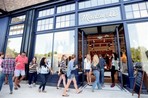 Store Openings Madewell 1937 by Shopping Frenzy Hundreds Of Swarm Arbor