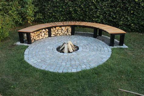 Fireplace Ideas Modern 35 diy fire pit ideas hative