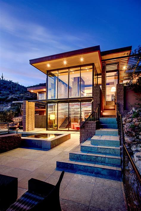 mountain home  scenic views  kevin  howard architects