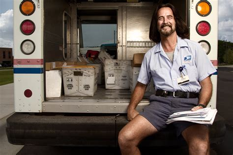 does the mailman come on mike the mailman matthew coughlin photo