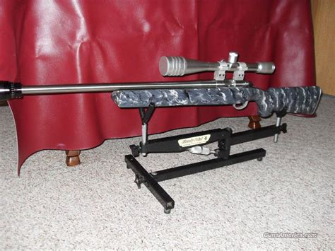 bench rifle custom built 22 lr benchrest rifle for sale