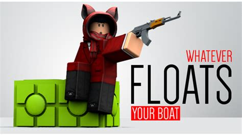 whatever floats your boat roblox - Roblox Update Whatever Floats Your Boat