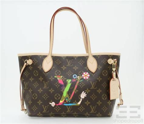 louis vuitton murakami monogram canvas lv hands moca