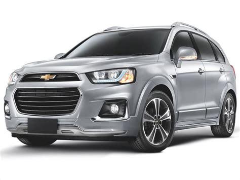 Auto Chevrolet chevrolet captiva informaci 243 n 2018