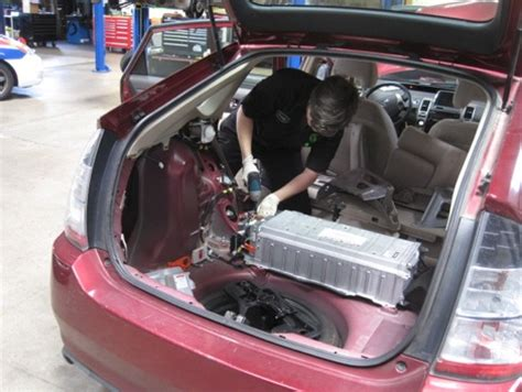 Toyota Prius Battery Replacement Cost 2 Prius Hv Battery Replacement P0a80 Garage