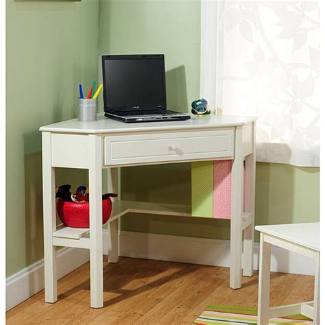 Small White Corner Computer Desk Want To Create Space Availability Try These Space Saving Computer Desk Selections Homesfeed