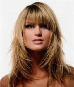 hairstyles with bangs 40 years hairstyles for long hair over 40