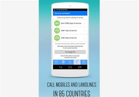 free calls to mobile phones call app allows you to make free calls to landline and