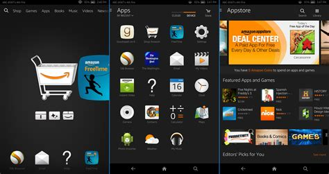 amazon kindle app using the amazon app store kindle fire tablets at the