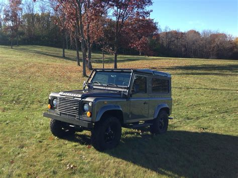 defender land rover for sale rare 1997 land rover defender 90 offroad for sale