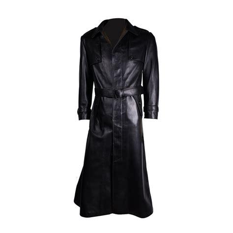 abrigo de cuero mujer abrigo de cuero csc006 cueros unipiel