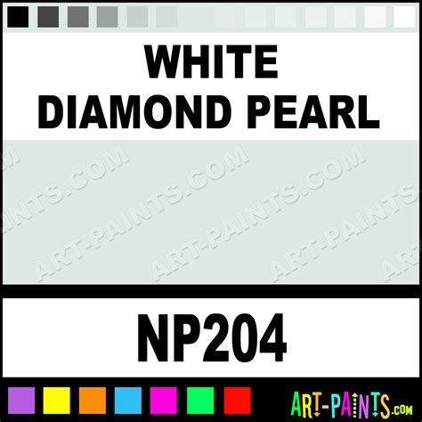 white pearl pearlescent airbrush spray paints np204 white pearl paint white