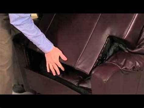 how to remove back of recliner sofa how to install and remove a la z boy recliner back