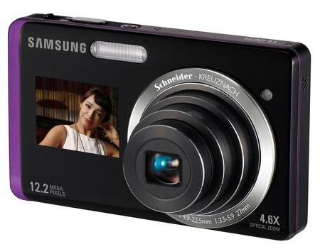 Kamera Samsung Dual View produk unik ajaib kamera pocket samsung st550