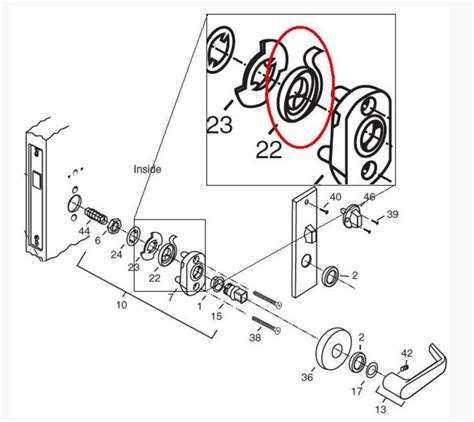 Schlage Mortise Lock Handle Removal Tool Wiring Diagrams Repair Wiring Scheme Schlage L9050 Template