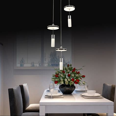 Fashion Contemporary Led Outdoor Lustrous Pendant Lights Contemporary Pendant Lighting For Dining Room