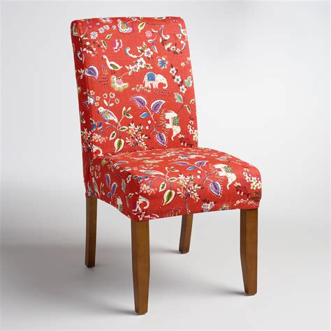 world market dining chair slipcovers red elephant anna chair slipcover world market