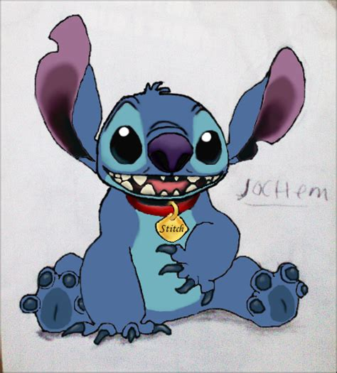 color stitch stitch drawing 4 color png from stitch hosted by neoseeker