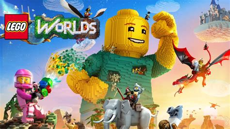 Pc Lego Worlds lego worlds review building on childhood memories