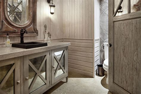 Modern Country Bathrooms by Bathroom Hill Country Modern In