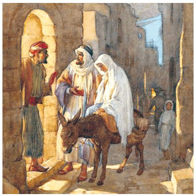no room at the inn for mary and joseph and the donkey at home abroad no room at the inn a christmas devotional
