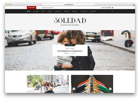blog layout photography 20 best fashion blog magazine ecommerce and photography