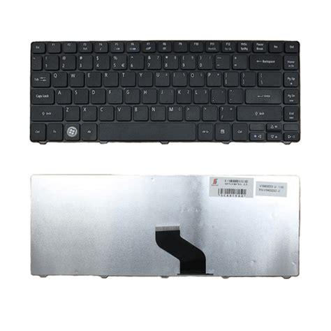 Keyboard Laptop Acer Aspire 4738 4736 4741 Black jual keyboard acer aspire 4736 4738 4741 4820t 4535 4733 hitam toko bentop