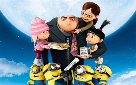 Despicable Me 11 family costume