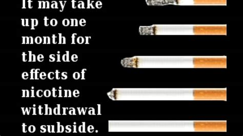 All Nicotine Detox by Nicotine Withdrawal Timeline
