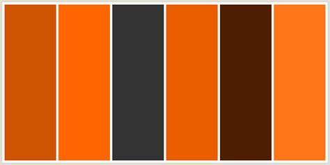 color combination for orange orange color schemes images