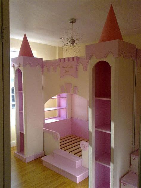kinderbett selber bauen mädchen hochbett selber bauen
