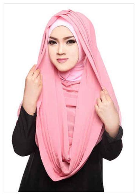desain gambar hijab aneka model hijab modern indonesia gaya 2016