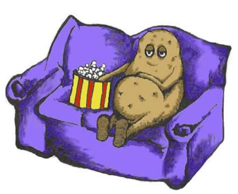 idiom couch potato english idioms for personality character