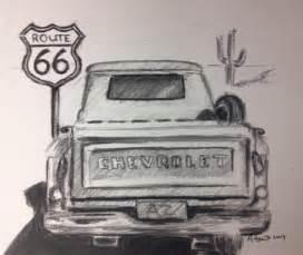 Old car drawings vintage car drawings old muscle car pencil drawings