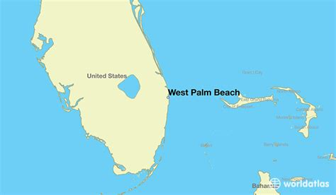 west palm map where is west palm fl west palm florida map worldatlas