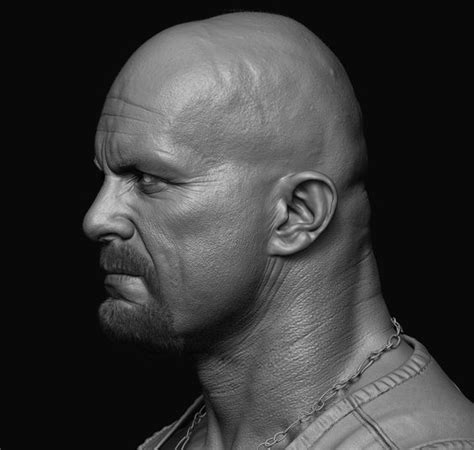 zbrush realistic tutorial zbrush steve austin and workshop on pinterest