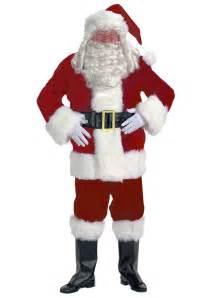 Grinch Outdoor Decorations Santa Claus Costume