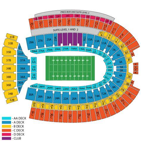 ohio state stadium seating chart ohio state buckeyes football vs wisconsin badgers football