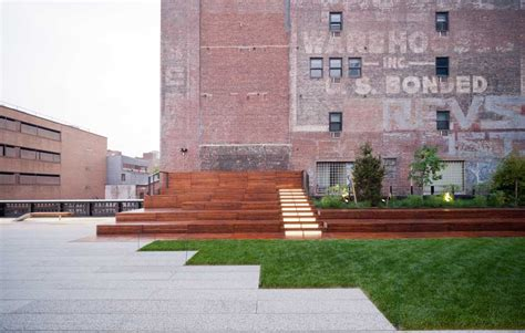 Nys Section 2 by High Line Park New York Section 2 Manhattan E Architect