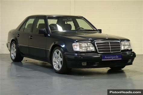 Mercedes W124 For Sale by Classic Mercedes E500 Limited W124 For Sale Classic
