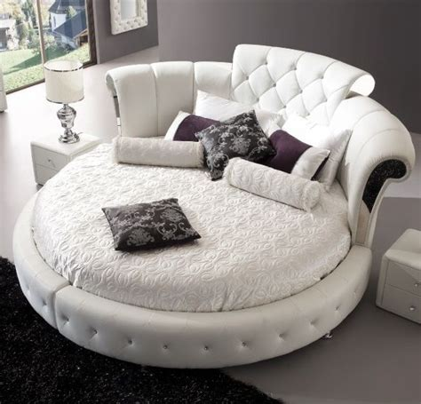 round leather bed best 25 round beds ideas on pinterest bed canopy nz
