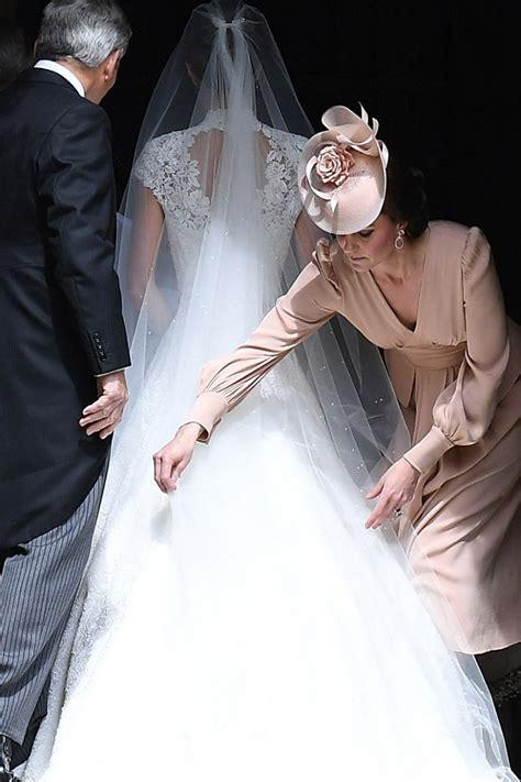 Wedding Dress Kate Middleton by Pippa Middleton S Wedding Dress Revealed Vanity Fair