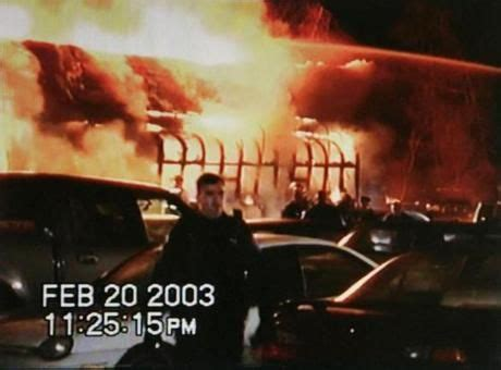 station nightclub fire rhode island february 2003 station nightclub fire caused by