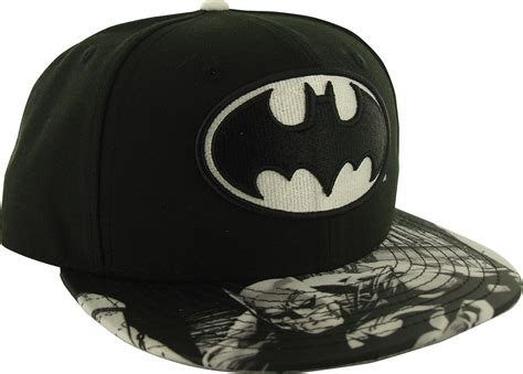 batman glow logo 59fifty hat