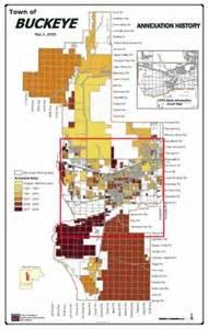 map of buckeye arizona annexation in arizona 187 twelve mile circle 187 maps