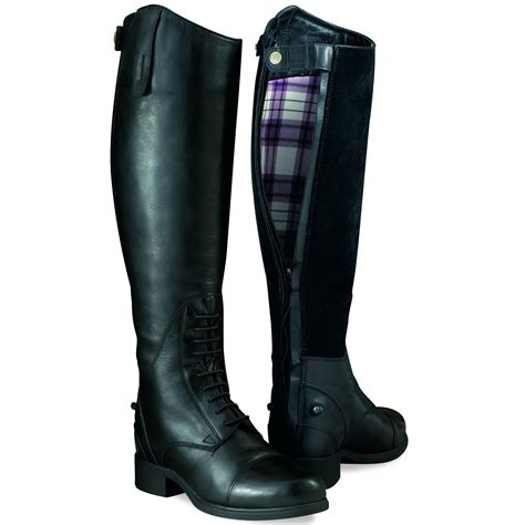ariat bromont h2o insulated womens boots black
