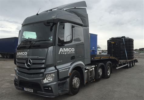 about amco logistics