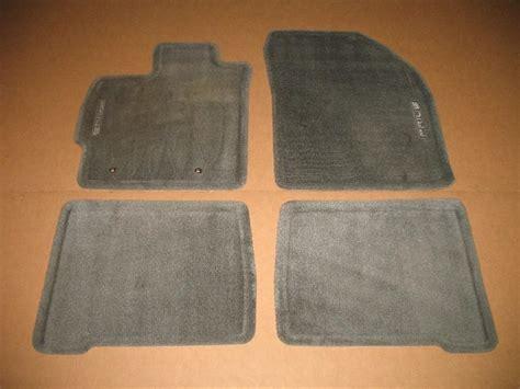 carpet floor mats for toyota prius buy 2010 2011 10 11 toyota prius gray carpet floor