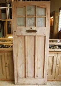 Pine Front Doors Reclaimed Edwardian Front Doors