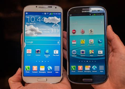 galaxy s4 features samsung galaxy s4 features coming to s3
